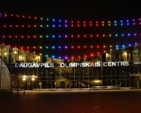 Daugavpils olimpiskais centrs Multihalle